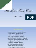 Félix Lope de Vega y Carpio Arte nuevo
