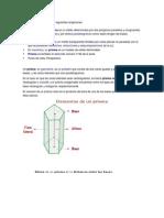 prisma geometria