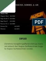 DIFUSI, OSMOSIS, IMBIBISI, & AIR.pptx