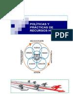POLÍTICA Y PRÁCTICA DE RECURSOS HUMANOS
