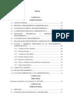 Proceso y Procedimiento Administrativo