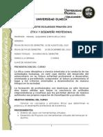 SYLABUS ETICA Y DESEMPEÑO PROFESIONAL 2012 SEMIESCOLARIZADO
