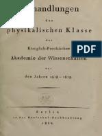 Uber die ältere Geschichte der Hülsenfrüchte, Futterkräuter und Gemüsgewächse - Link 1818