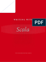 Writing With Scala