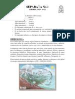 Separata No.1 Hidrologia 2013
