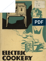 Electric Cookery