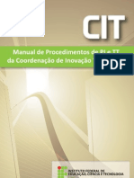 Manual de Procedimentos Cit