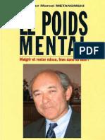 Livre LE POIDS MENTAL-94