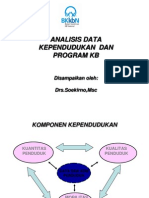 Analisis Data Kependudukan