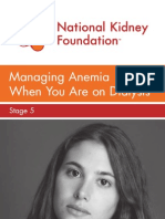 Anemia Stage 5