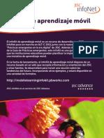 Mobile Learning Infokit Spanish