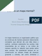 Qué son los mapas mentales