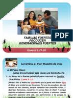 Familias Fuertes Producen Generaciones Fuertes