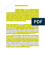 Aislamiento Funcional de ARN Total de Tejidos Argemone Mexicana