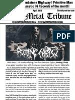 Heavy Metal Tribune #009