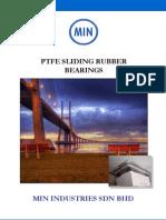 PTFE Sliding Bearing Catalogue