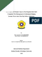 Revisi_ Case Sirosis Hepatis PDL