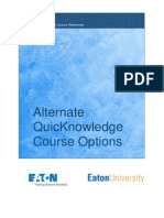 QuicKnowledge Alternatives 12 12 2011