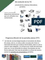 Posible evolución de las TIC