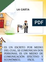 Ppt La Carta (1)