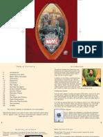 Marvel Rulebook