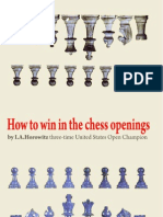 Horowitz I - How to Win in the Chess Opening 1961