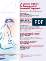 Update Treatment Vaginal Bacteriosis
