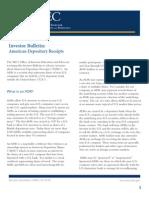 Adr Bulletin
