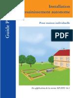 Assainissement autonome.pdf