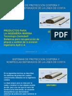 Obras de Proteccion Costera y Rompeolas Separados[1]