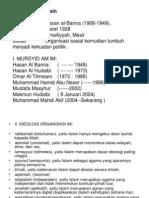 Ikhwanul Muslimin Pendiri Hasan Al-Banna (1906-1949)%2c Tahun ...