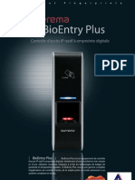 BioEntry Plus - SIT