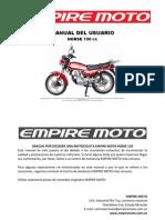 16359055 Keeway Horse Manual