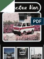 ElectraVan 600 Brochure
