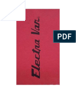 ElectraVan Glovebox Manual