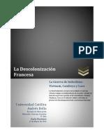 Descolonización_Historia Universal IV