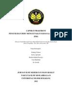 Praktikum Pengukuran Debu Dengan PDS