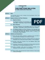 Ping Pong Notes