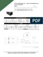 12PS6121C Base-T Net