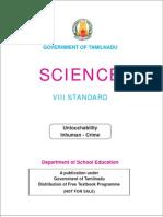 Class 8 Science EnglishMedium