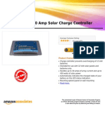 Top 10 Best Buy Solar Charge Controllers