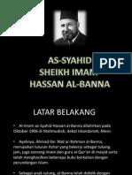 As Syahid Sheikh Imam Hassan Al Banna