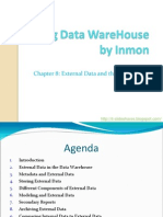 Lecture 08 - External Data and the Data Warehouse - Building the Data Warehouse