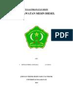 Tugas Perawattan mesin (Perawatan Mesin Diesel).docx