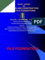 Pile Foundation Presentation