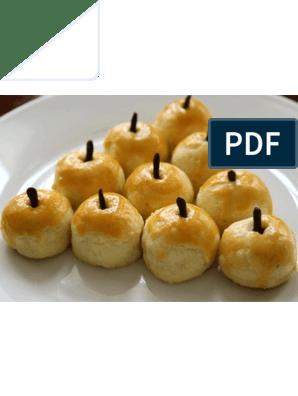 Resep Kue Kering Pilihan