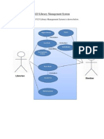 Use Case Diagram F123 Library