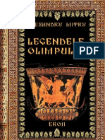 Alexandru Mitu - Legendele Olimpului Vol2
