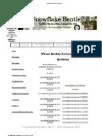 Snowflake Bentley Museum