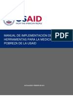 Manual de Implementacion de HMP de La USAID